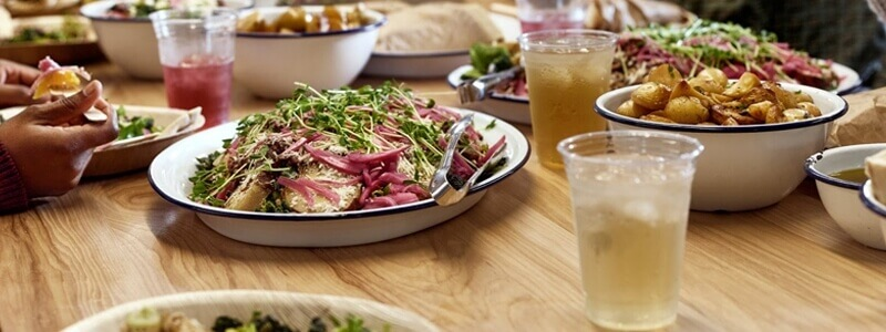 CORPORATE CATERING & MEAL PLANS